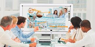 Interactive whiteboards